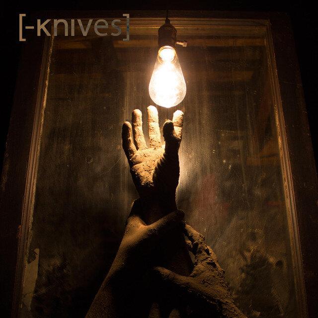 MINUS KNIVES: [-KNIVES] ©2018