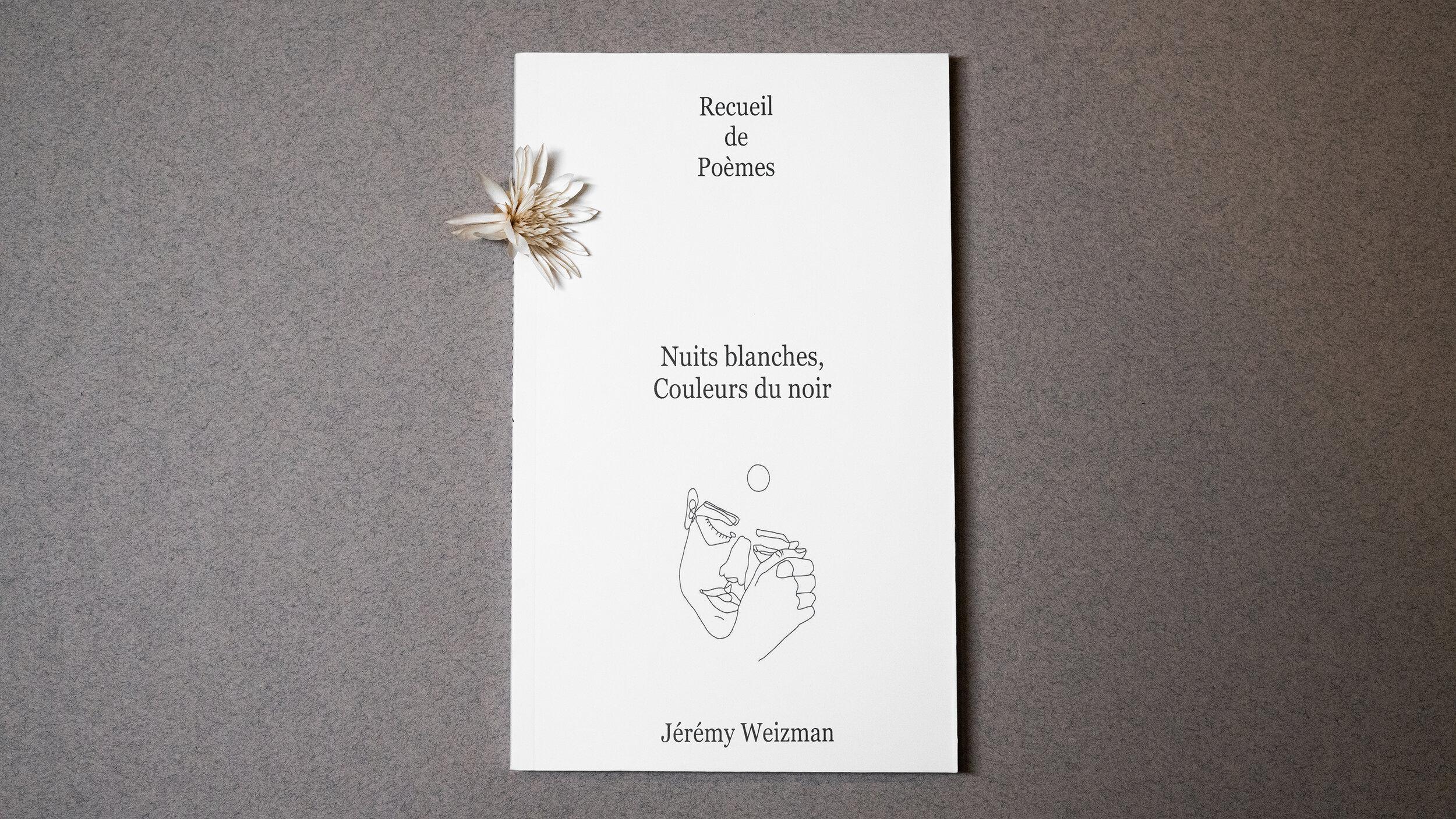 Recueil De Poèmes Poetic Shop