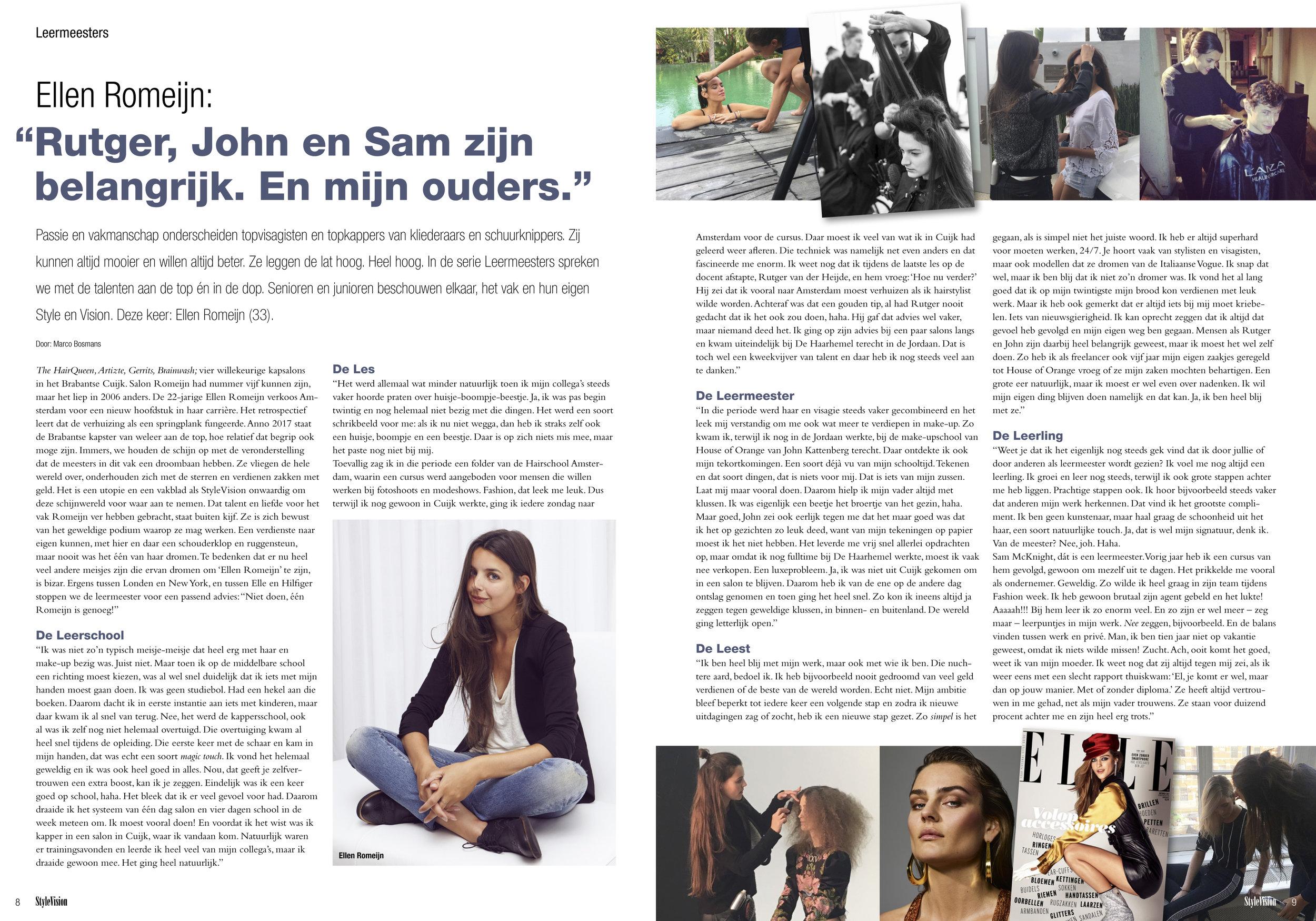 StyleVision Magazine