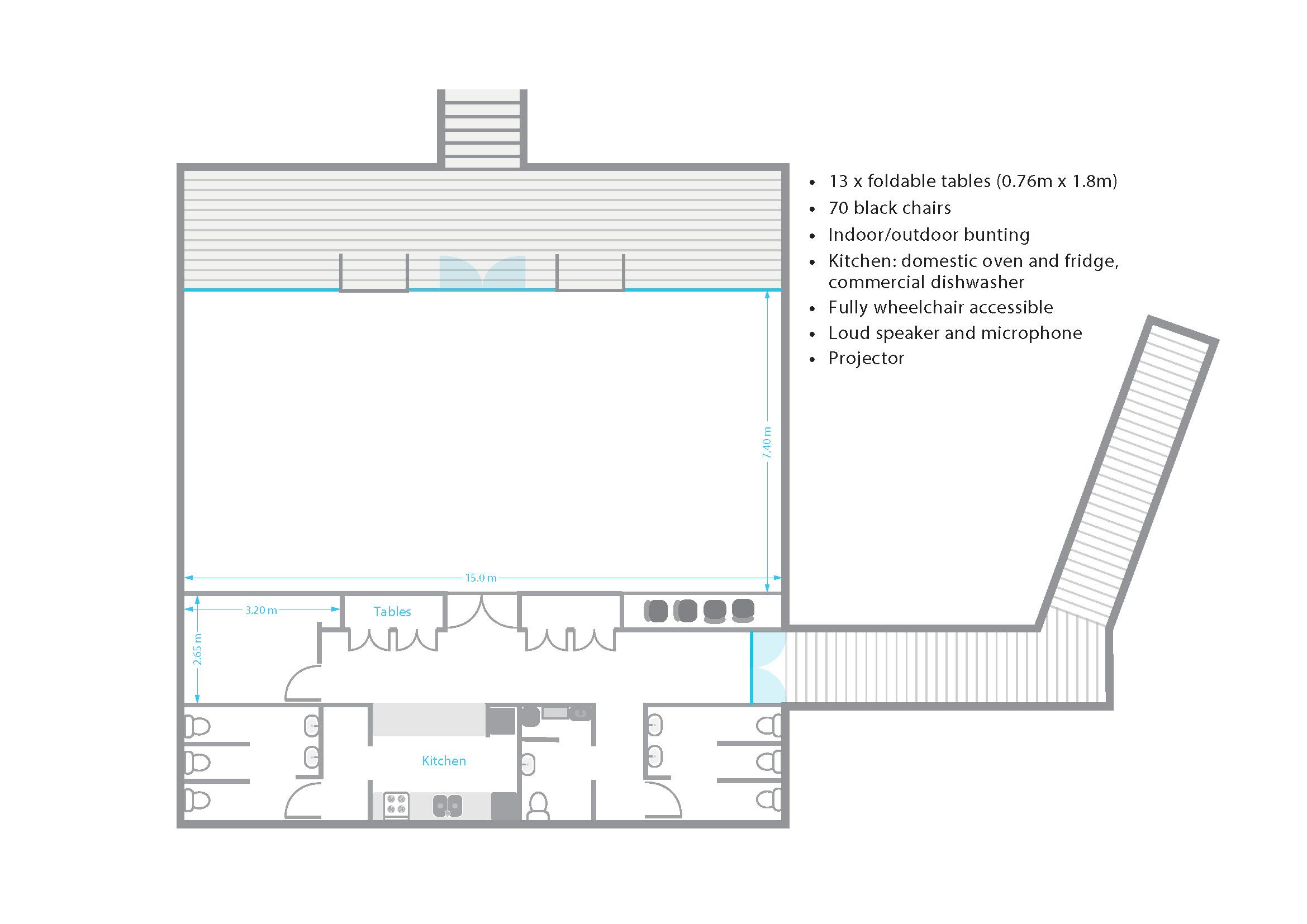 Stillwater Hall Floor Plan. Click to enlarge image.
