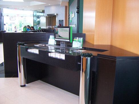 TD Bank: Countertop