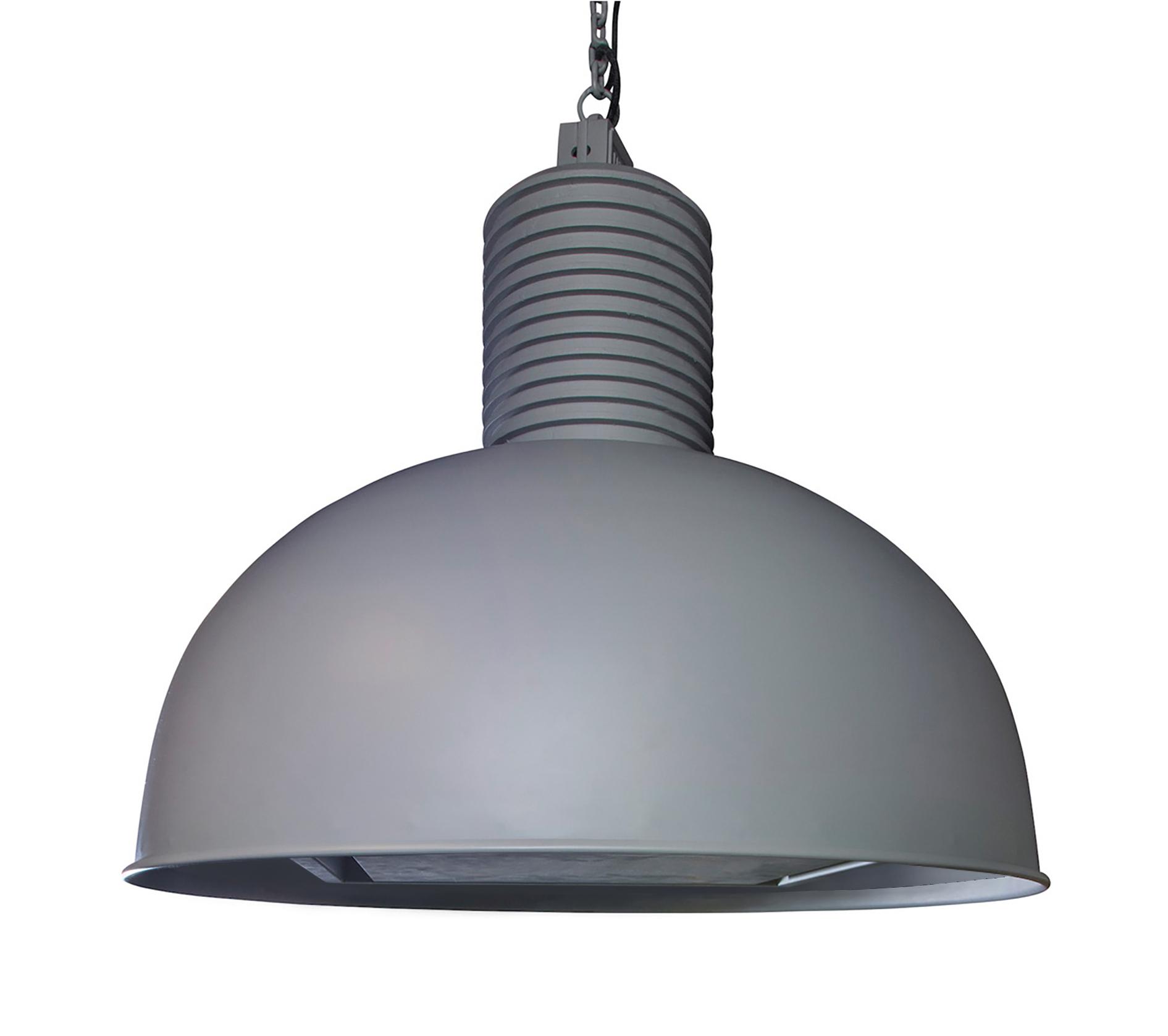 Lozz XL - Het model Lozz is gemaakt van aluminium en staal. De lamp is ontworpen en wordt geproduceerd door Frezoli. De afzuiging is een JACOB product. De afzuiglamp leent zich uitstekend voor een kookeiland maar is ook geschikt voor een wandkeuken met een dieper werkblad.