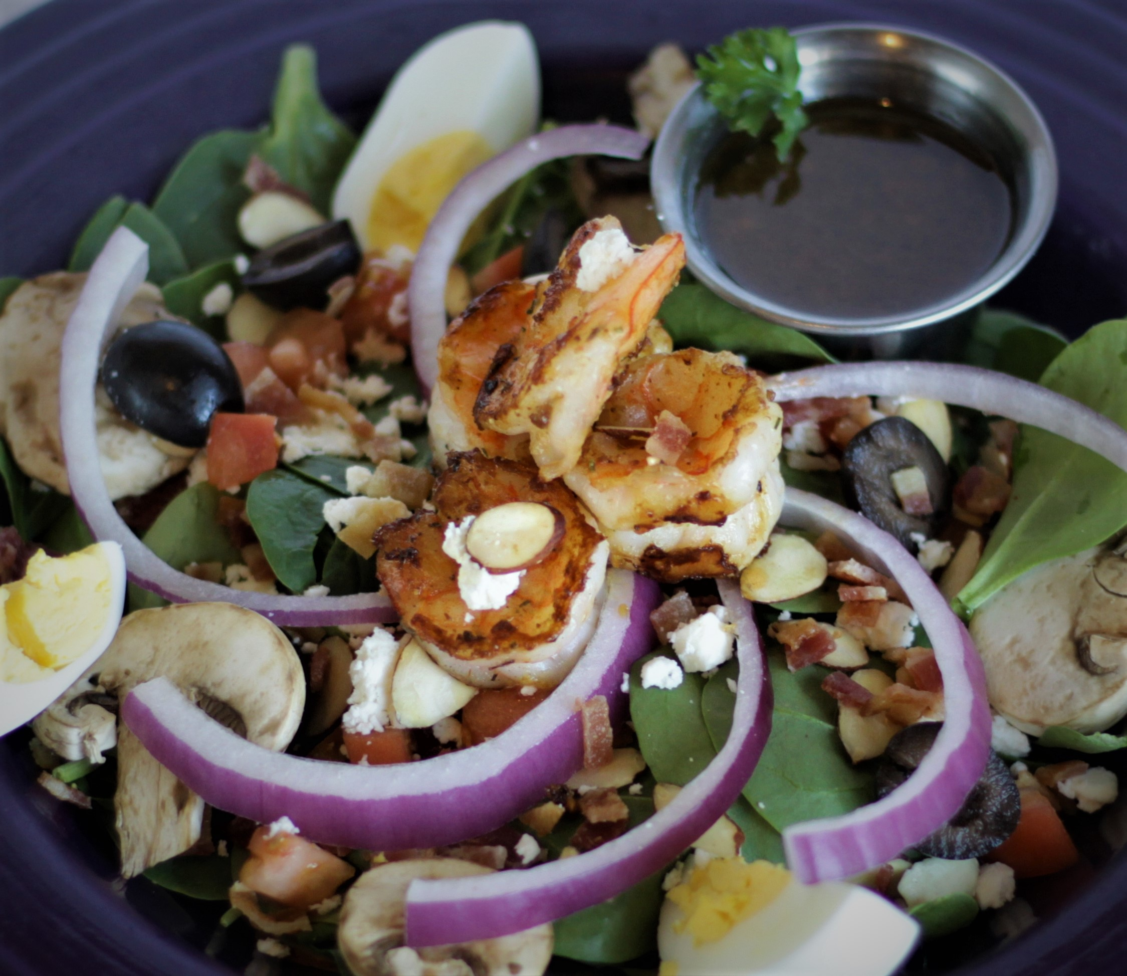 """A Salad is not a meal; it's a style"" – Fran Leibowitz - Salads"