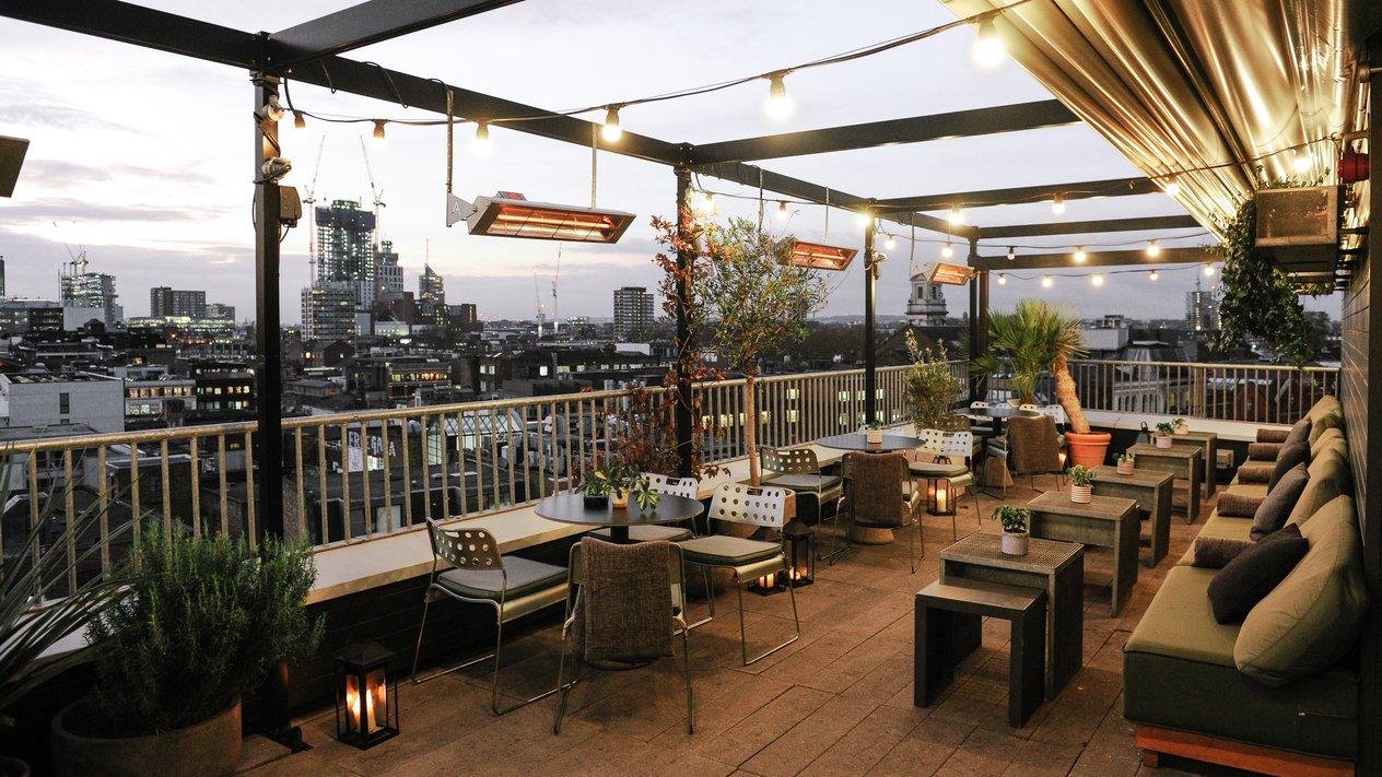 Ace Hotel London Shoreditch / London E1 6JQ -