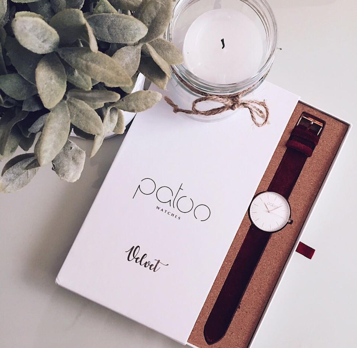 Branding 'Patoo'