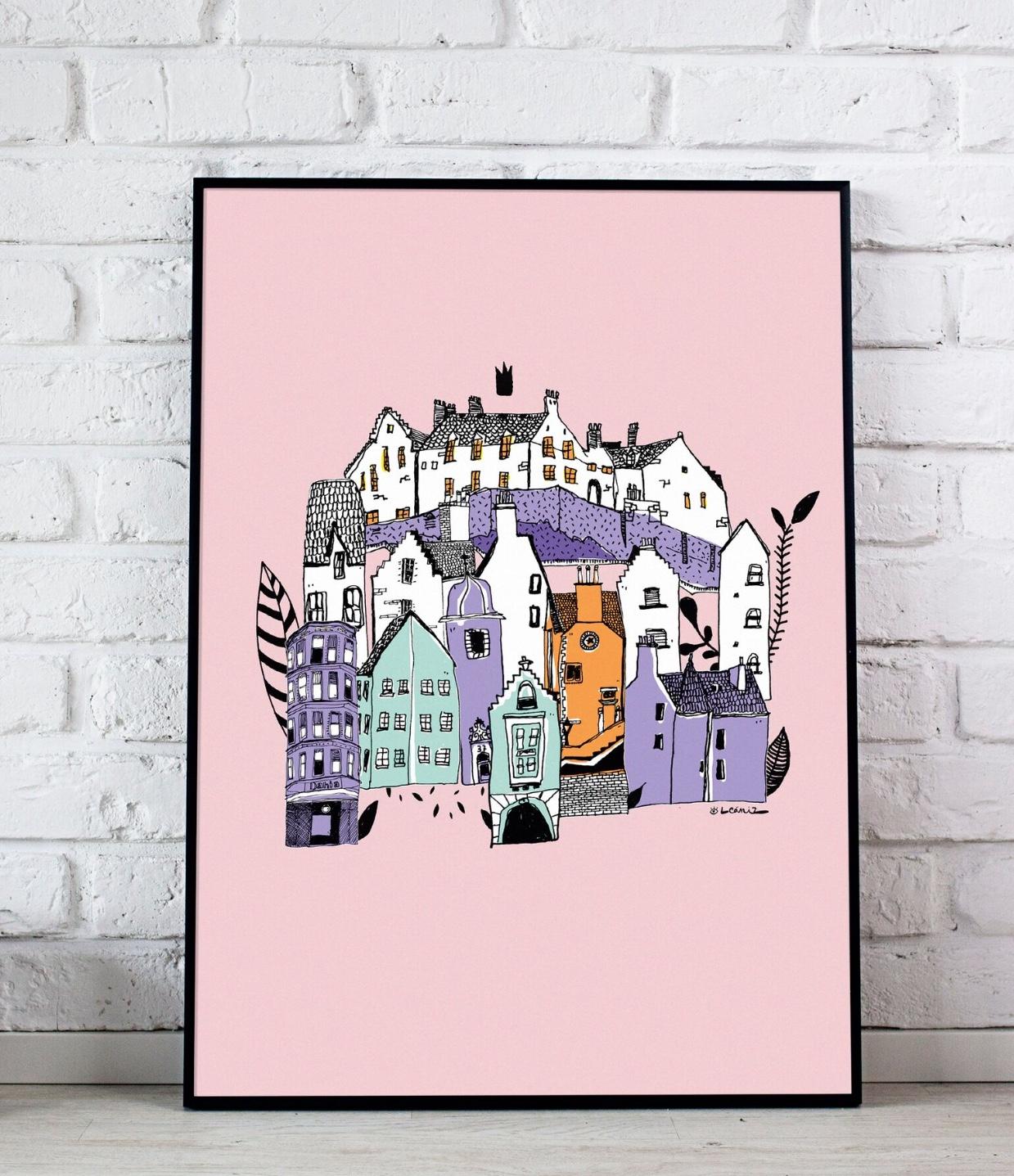 Print Edinburgh