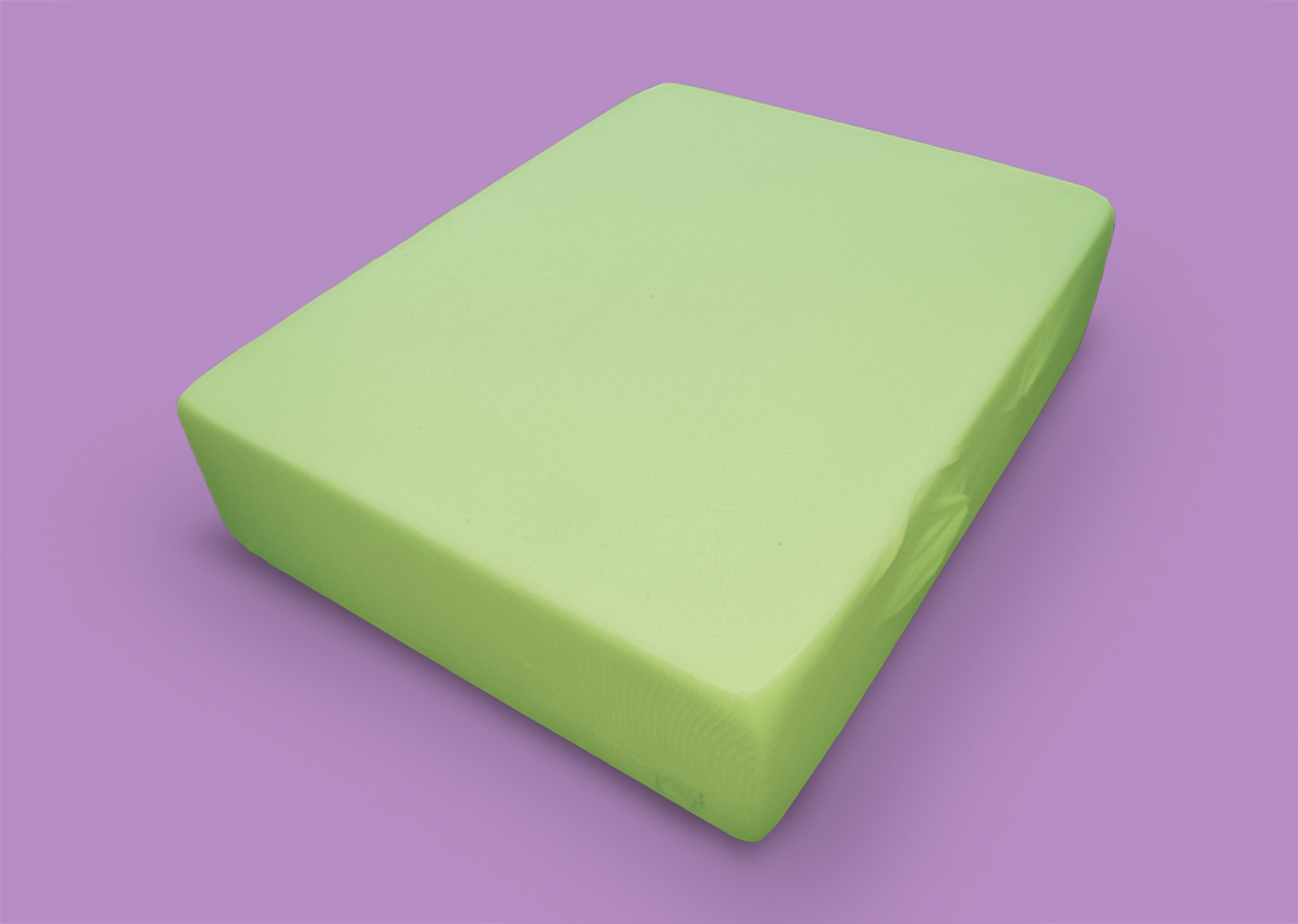 Green Medium Firm Foam - The green foam is the medium between yellow and blue. Recommended for those who want something that won't sink in too much but want it to be firm also. The foam is high density and top quality and lasts for a very long time.All sizes in inches.Choose to add a soft, polyester sheeting (Wadding) over your cushions for that extra bit of padding.Choose to have your cushions with or without stockinette. Stockinette reduces friction between the cushions and covers to reduce wear and tear, and it also makes it easier insert and remove the cushions.For shaped foam or unique orders, feel free to contact us for a quote.