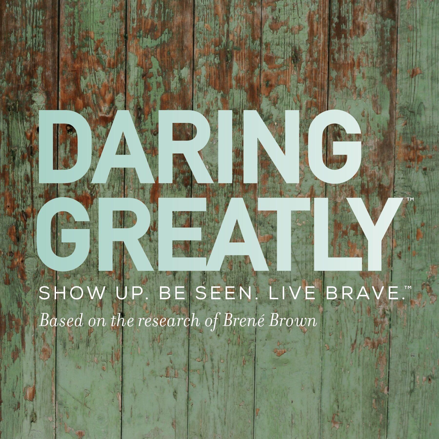 8 Week Daring Way™ Women's Group