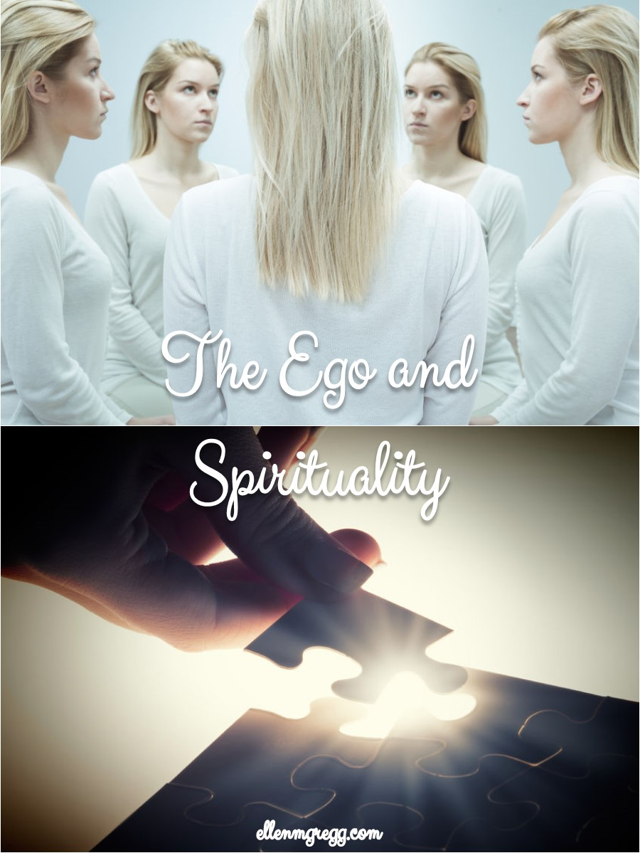 The Ego and Spirituality ~ Whole-souled spirituality cannot exist with the ego.