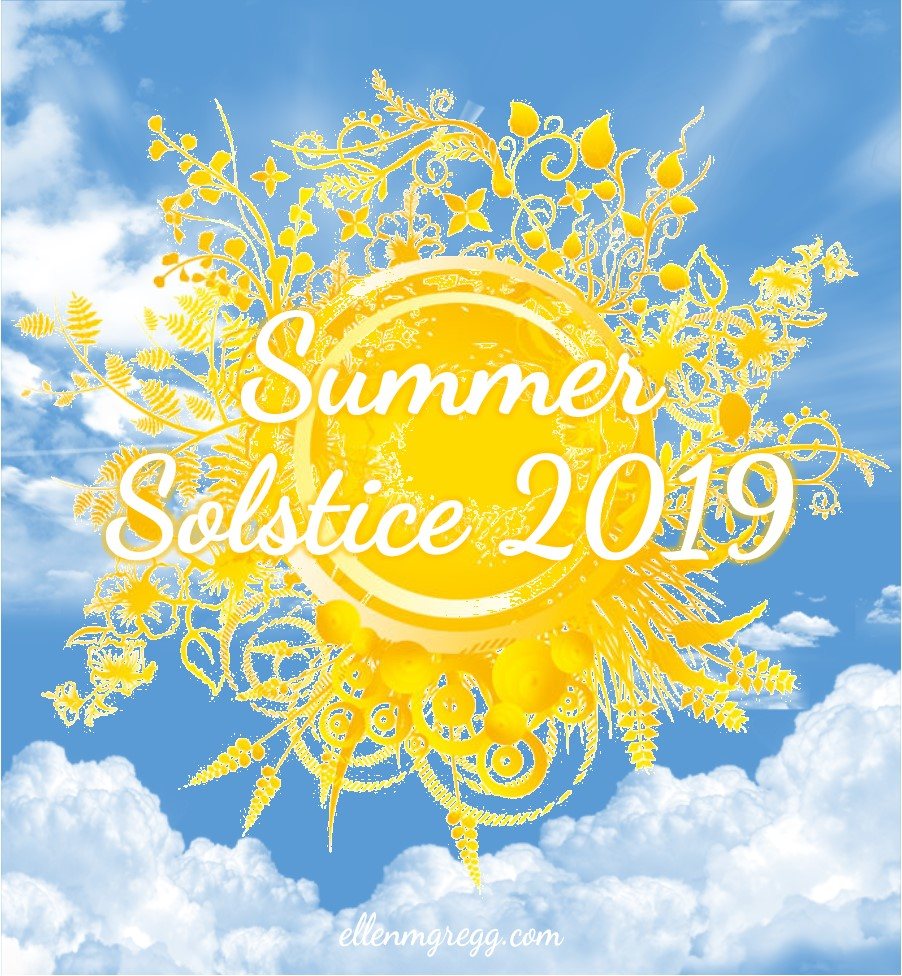 Summer Solstice 2019 Energyscope | An intuitive energy reading by Ellen M. Gregg :: Intuitive :: The Soul Ways