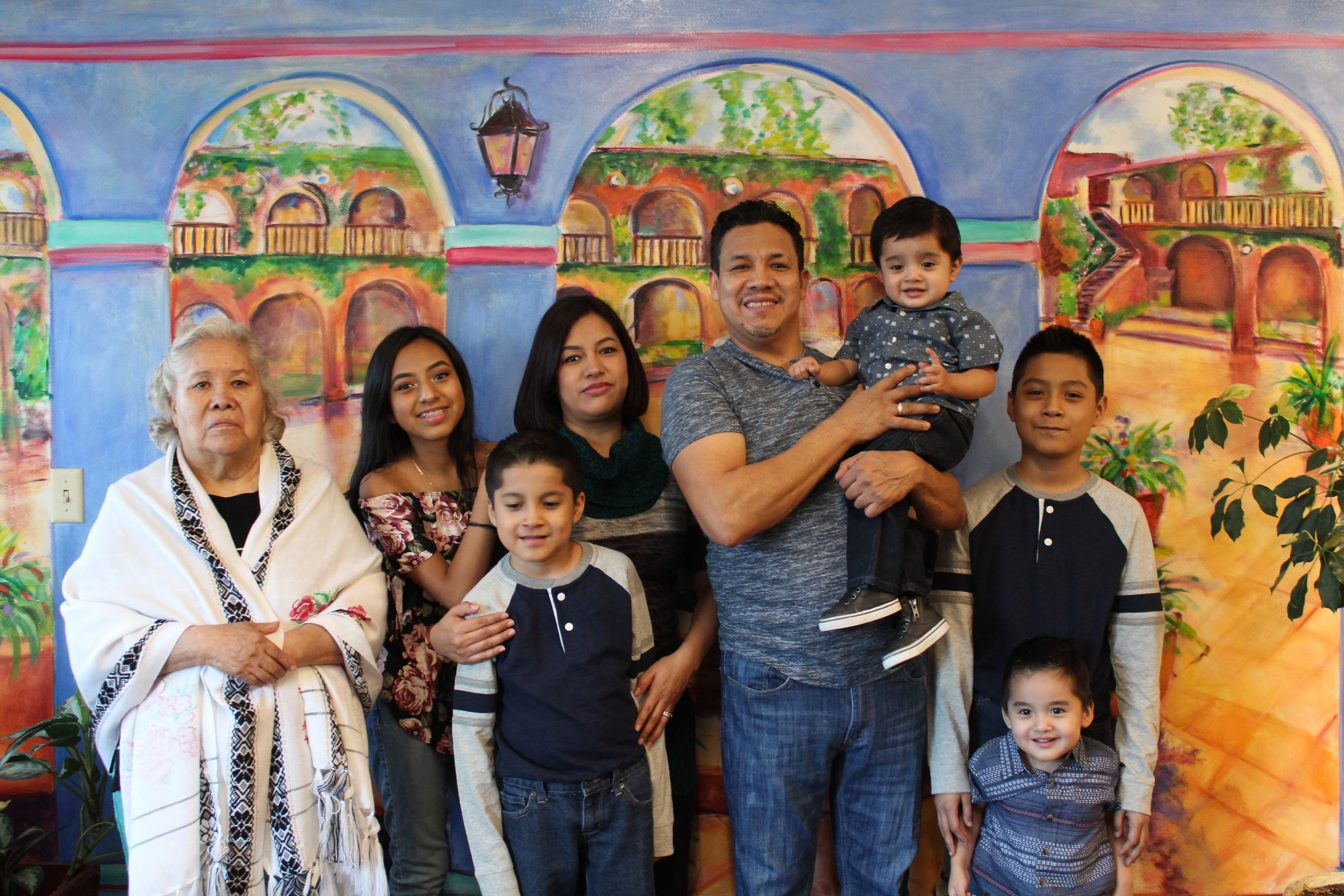 Holistic Programs - Centro Tyrone Guzman serves all ages, from infants to elders, using education, health and wellness as the key strategies to build our community's strength, participation and vitality.