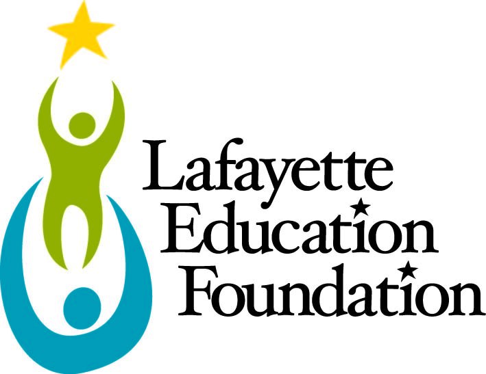 Lafayette Education Foundation - The Lafayette Education Foundation (LEF) has funded hundreds of grants and recognized thousands of teachers since it was established 30 years ago. The mission, to support and promote excellence in education, has benefited the students and community of Lafayette Parish. LEF continues to evolve to stay ommitted to its mission and stimulate optimism and inspiration among educators, parents and children.