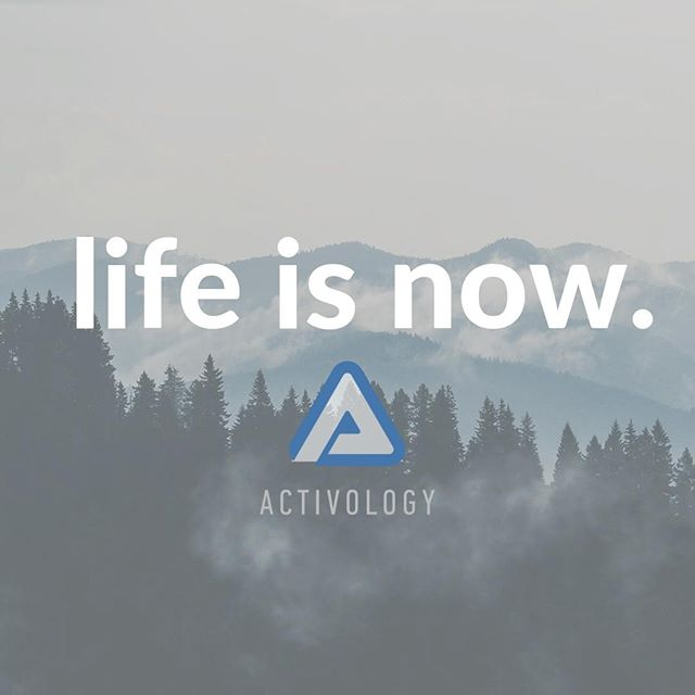 Life is what is happening right now. Don't forget that. ⠀⠀⠀⠀⠀⠀⠀⠀⠀ .⠀⠀⠀⠀⠀⠀⠀⠀⠀ . ⠀⠀⠀⠀⠀⠀⠀⠀⠀ #activology #activateyourlife #lightyouup #entreprenuerlife #personalgrowth #mondaymotivation #youhavetoshowup #showup #activateyourlifeyyc #okotoks #okotoksbusiness #calgarybusiness #yycbusiniess