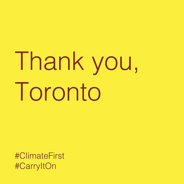 Thanks to everyone who attended last night's event at the University of Toronto! Your questions, presence and energy made it a spectacular night for all. • • • • • #climatefirst #carryiton #climatechange #protecttheplanet #davidsuzuki #stephenlewis #buffysaintemarie #fridaysforfuture #thereisnoplanetb #onenature #climatechangethefacts #climatecrisis #stopclimatechange #ourplanetourhome #loveyourplanet
