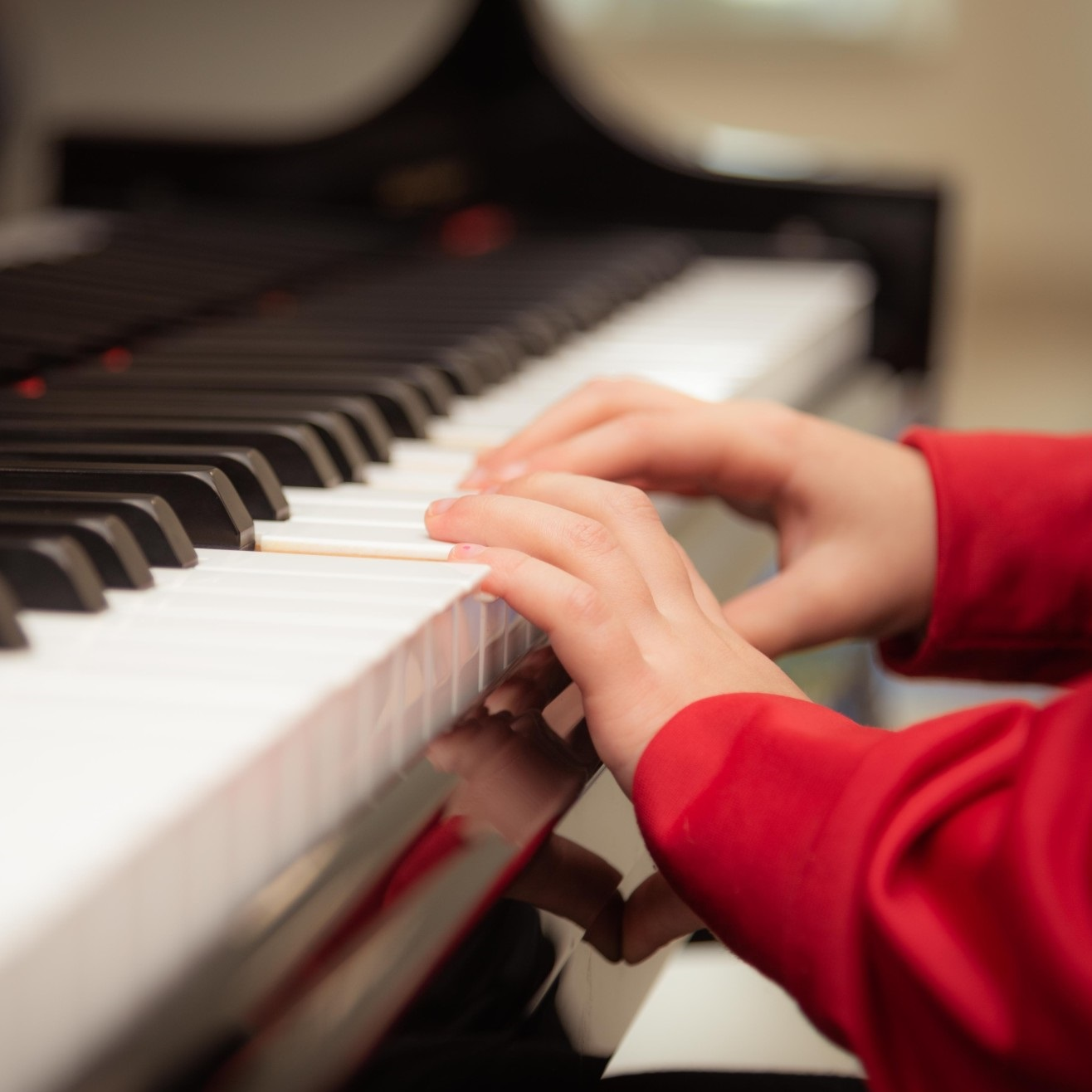 Piano Lessons - Learn to play the piano in Victoria, BC.