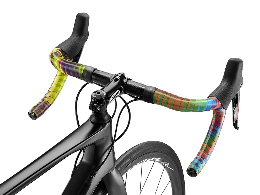 Ciclovation Premium Stick On Bike Cable Guide Black