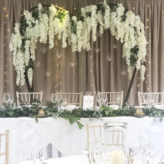 Thank you @moddershalloaks_weddings for inviting us to dress your beautiful venue for today's Open Day...we've had a really great day and as always it was lovely to work with @parsleyandsage @bib_and_tucker_weddings @davedeediscos @balloonsofstafford 🌸🌿💕x