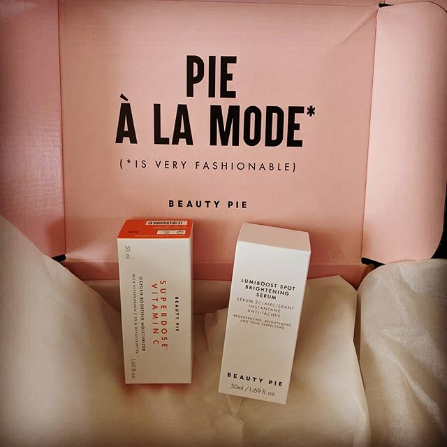 Loving my first delivery from @beautypie ❤️❤️ #postyourpie