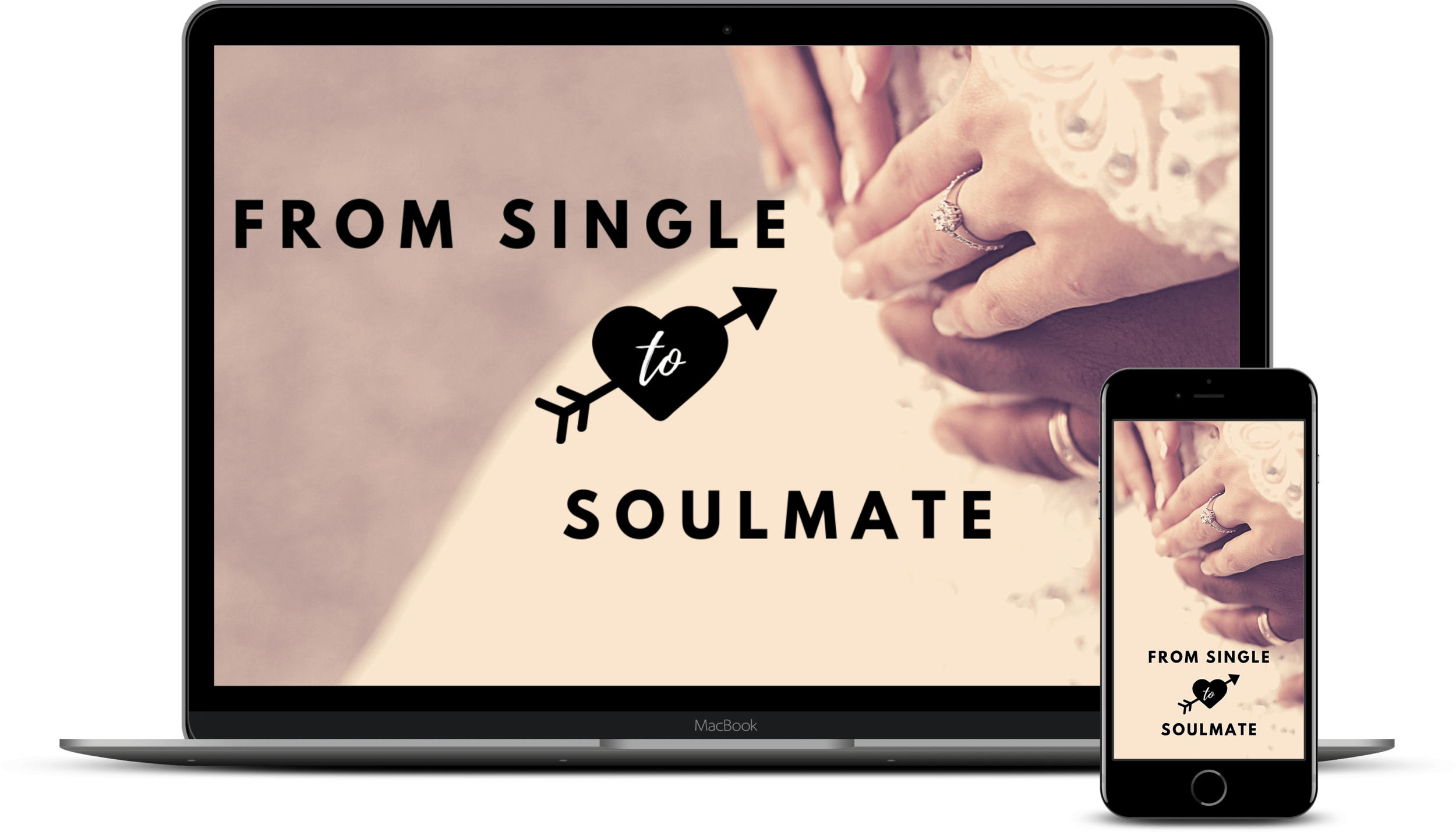 FEELING BROKEN? - Ladies often tell me how they feel broken and defeated by the whole marriage process and need to just work on themselves first before they go back out there and continue searching. If this sounds like you then From Single To Soulmate is the right programme for you. Work through the 5 key stages to raise your self-esteem and put you back in control of your feelings and your search.CLICK HERE TO LEARN MORE
