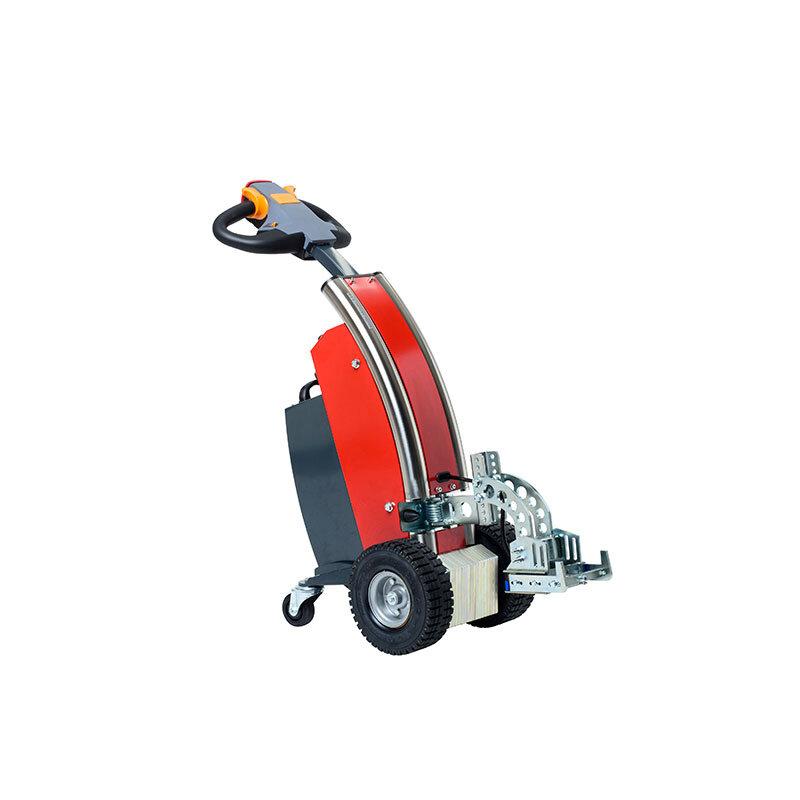 S12 Multi-Mover - - Motorleistung 2 x 300 Watt - Zugkraft 1200 kg- Länge 94 cm, Breite 42 cm, Höhe 99 cm - Gewicht 105 kg