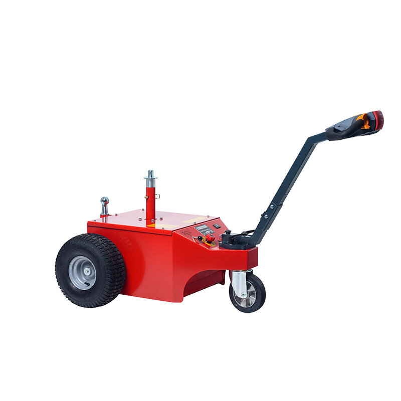 XL35 Multi-Mover - - Motorleistung 800 Watt - Zugkraft 3500 kg, 2000 Newton Anfahrmoment- Länge 165 cm, zusammengefaltet 110 cm, Breite 80 cm, (70 cm schmale Bereifung), Höhe 95 cm, zusammengefaltet 71 cm - Gewicht ab 150 kg