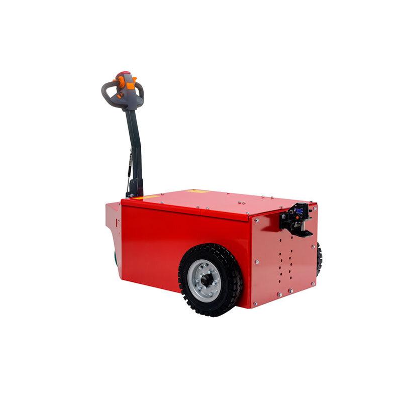 XXL10 Multi-Mover - - Motorleistung 4 Kilo Watt - Zugkraft 8.900 Newton Anfahrmoment (Anhänger von 10.000 kg)- Breite 96 cm, Länge 140 cm, Höhe 80 cm- Gewicht 1100 kg