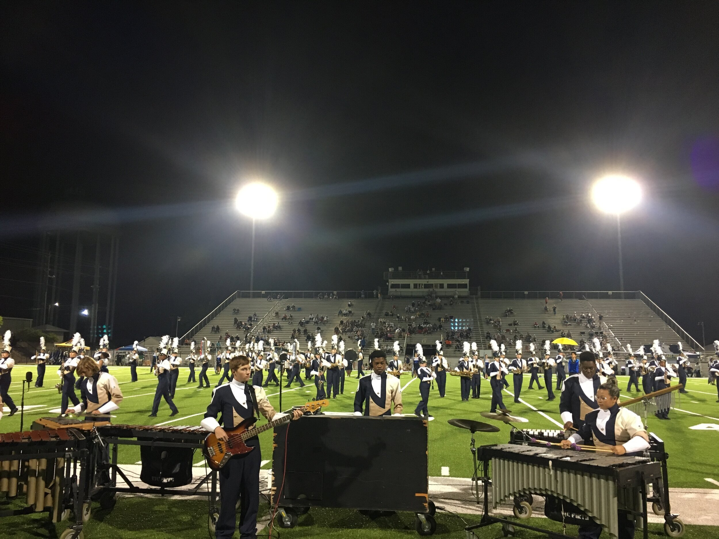 Pride. Dignity. Honor. Family. - Newnan High SChool Band