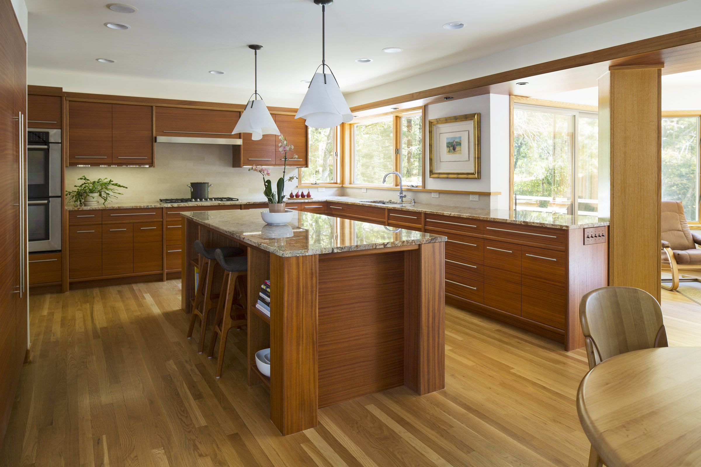 Contemporary Kitchen Remodel  | After #2