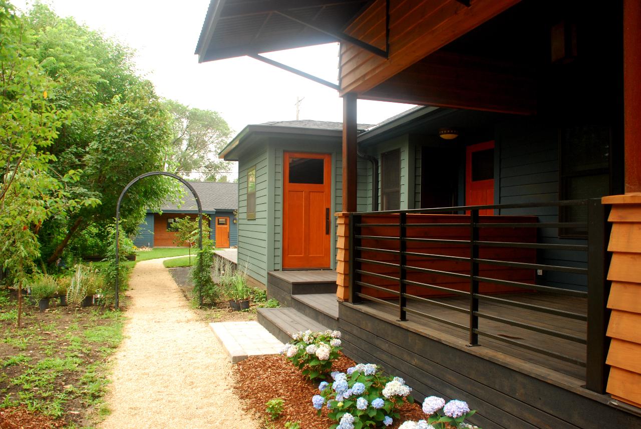 New City Apartment | Exterior | Porch