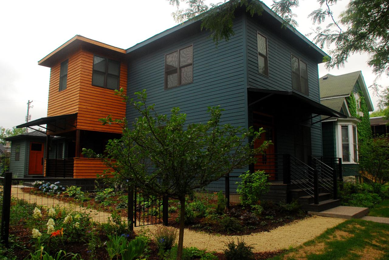 New City Apartment | Exterior | Front