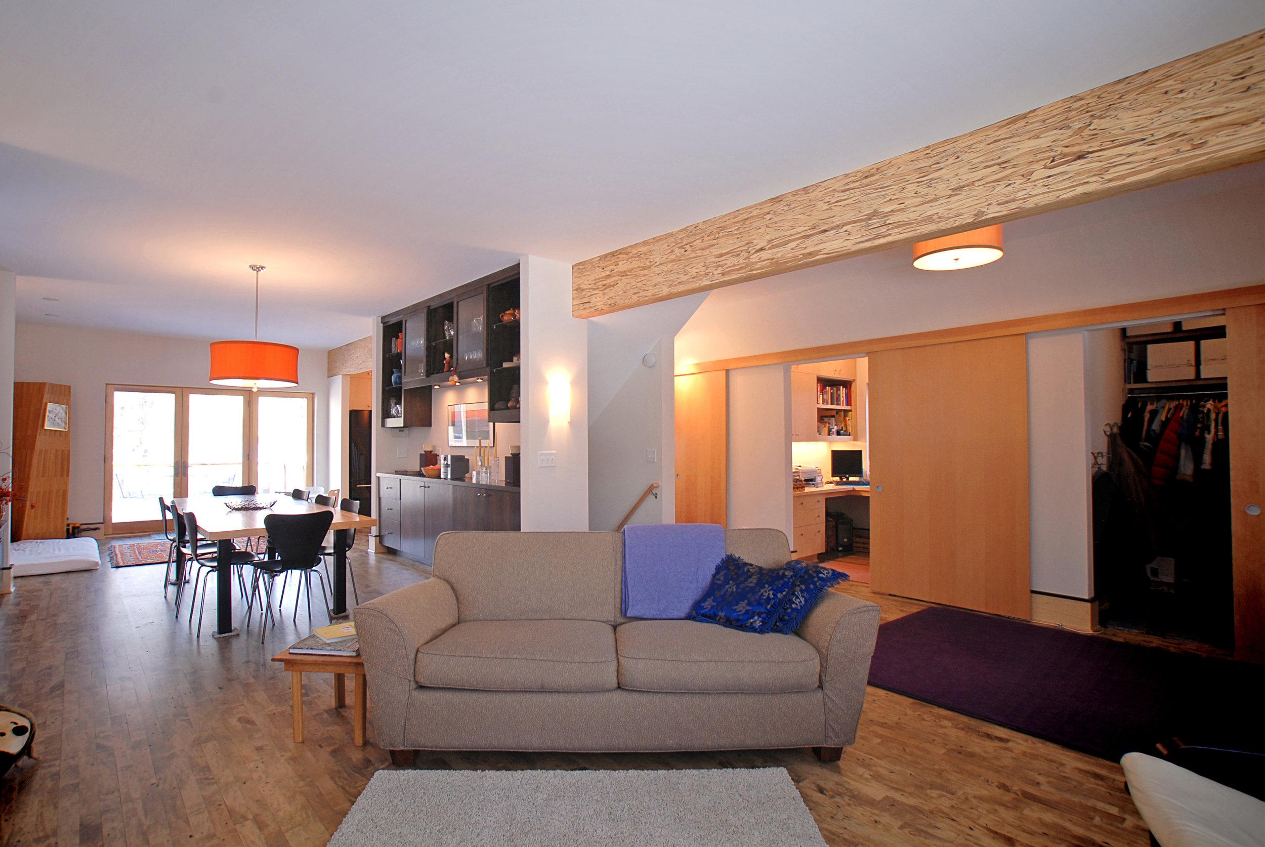 New City Home | Interior | Living Room