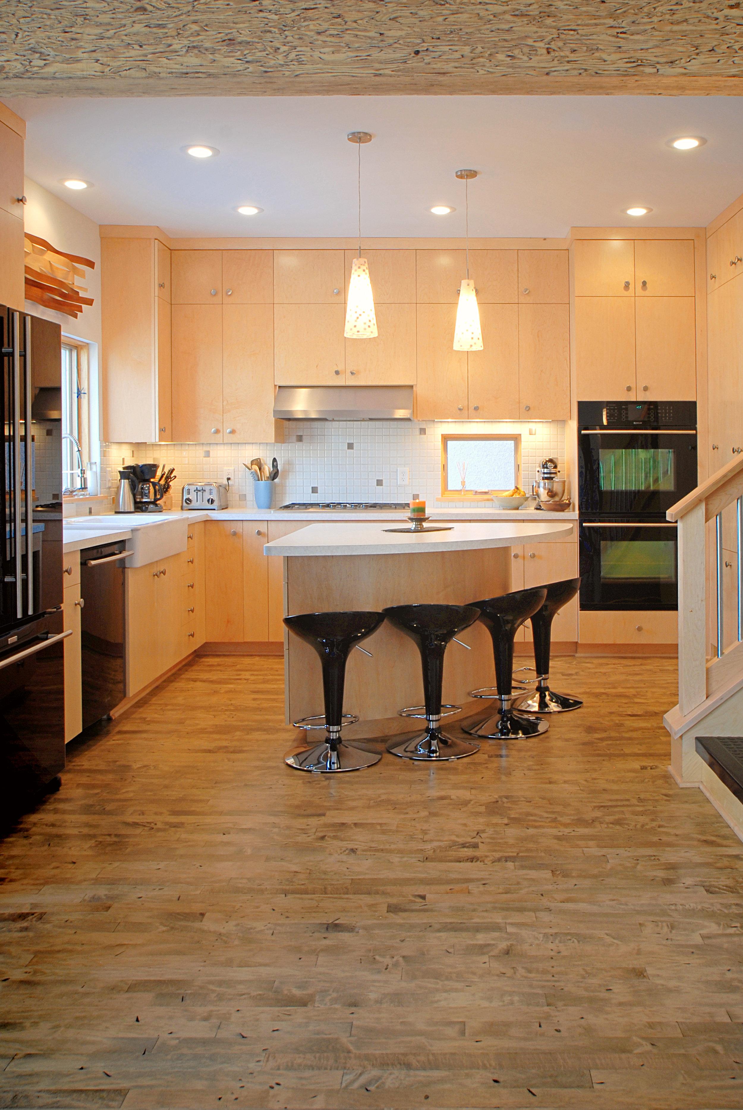 New City Home | Interior | Kitchen