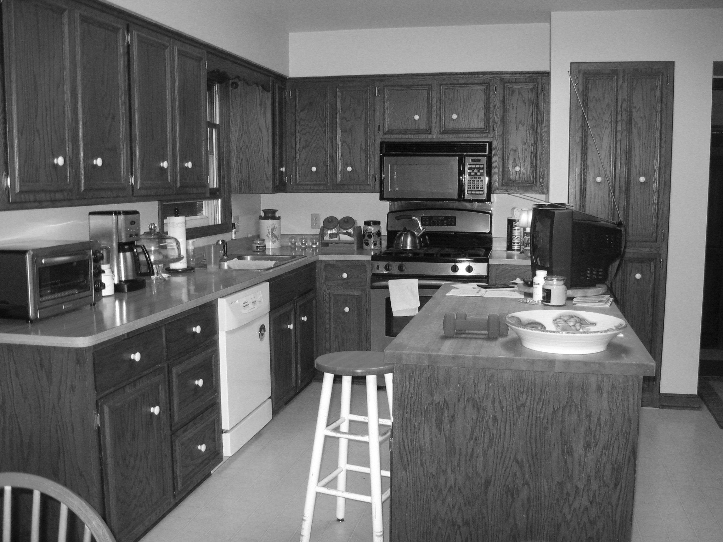 Interior | Kitchen | Before