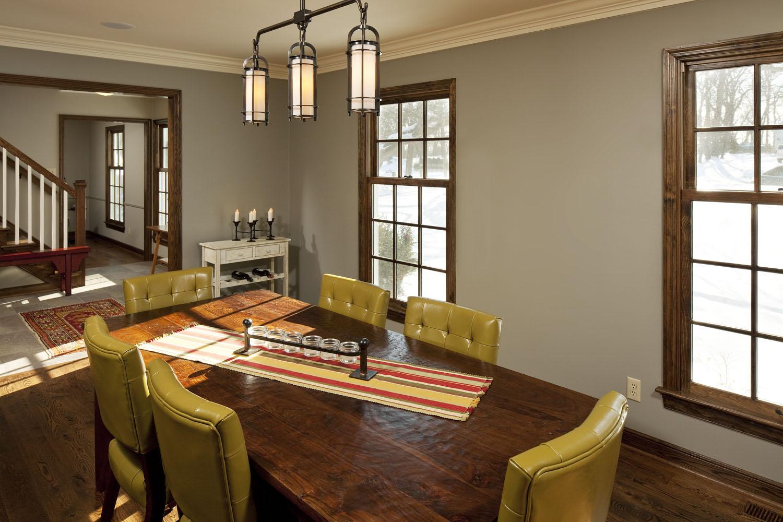 Interior | Dining Room | After