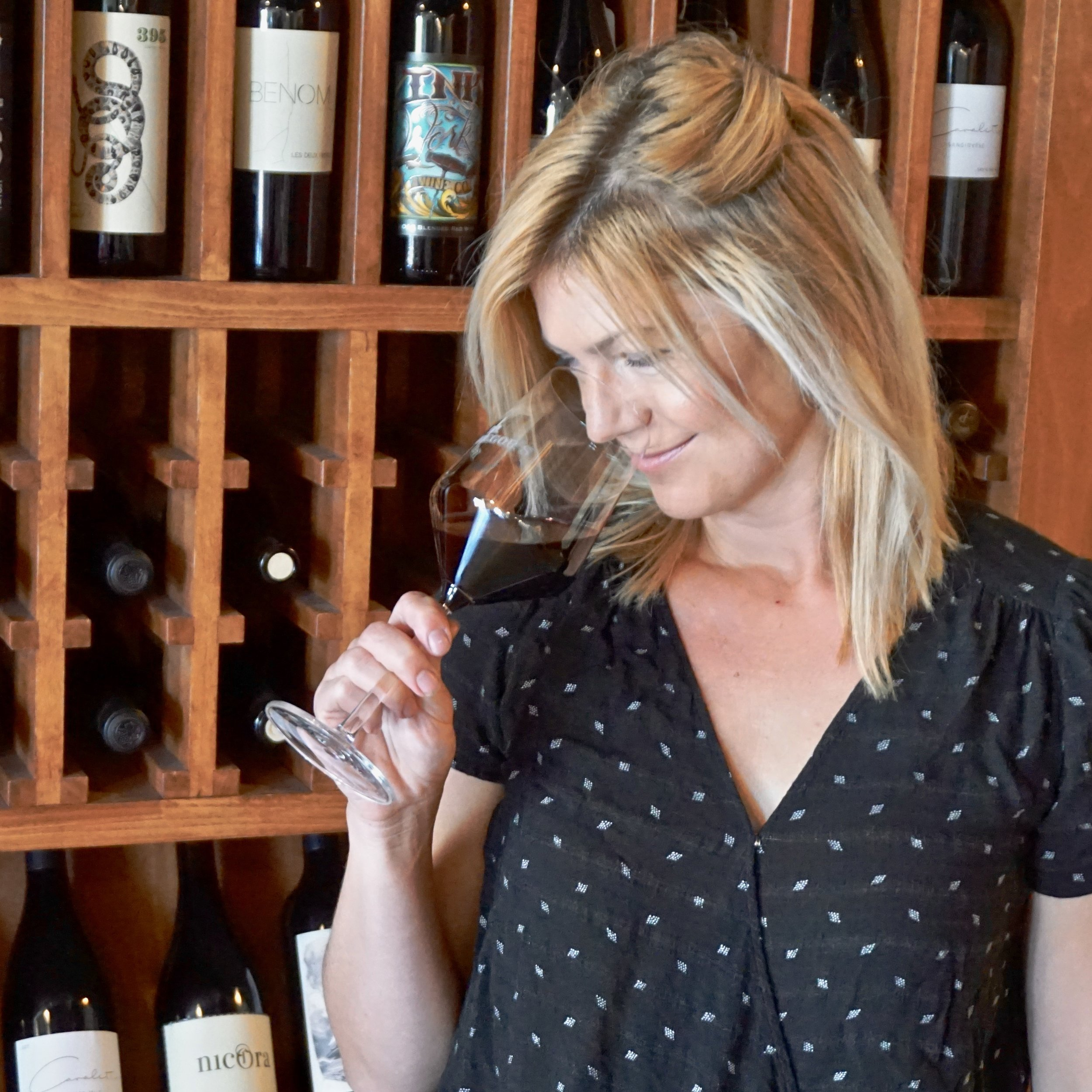 Meet our Sommelier - Lyndsay Beatty