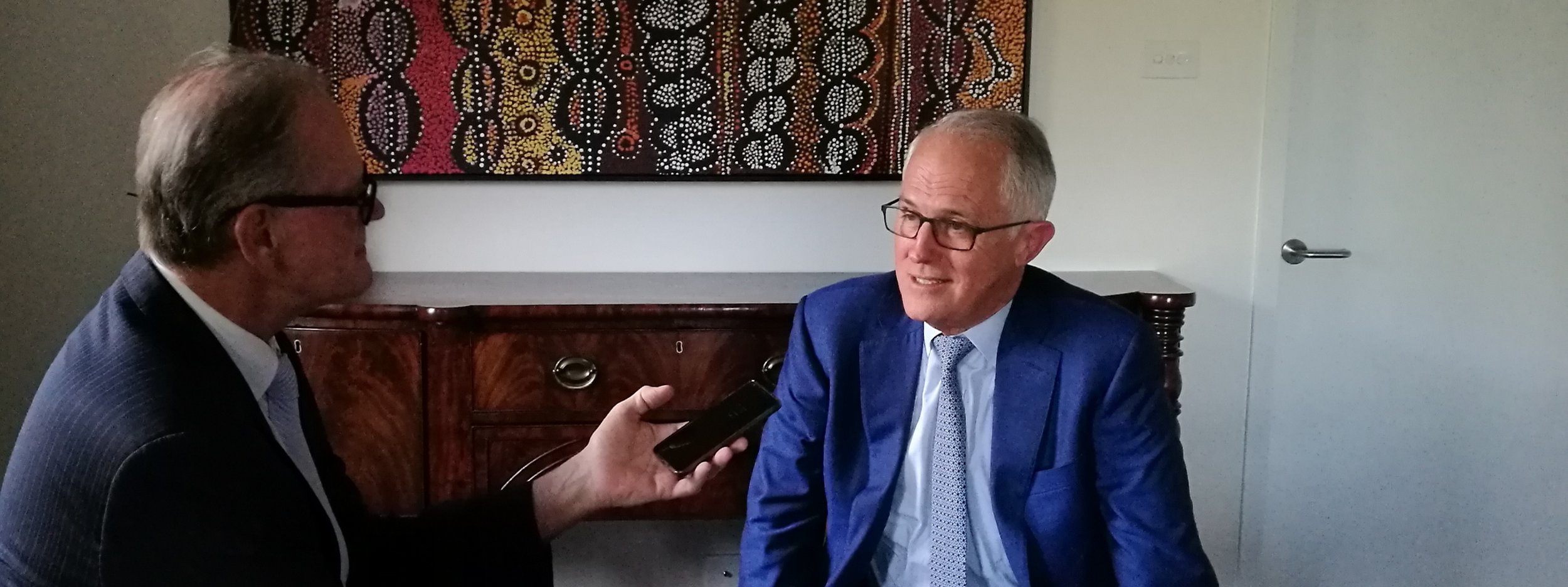 Tim with PM Turnbull at Lodge.jpg