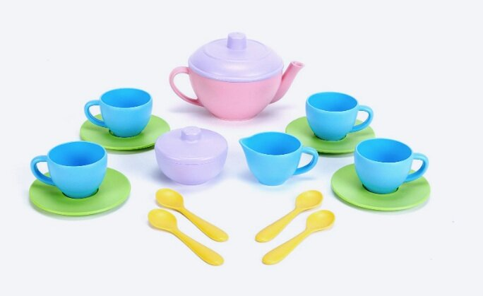 This baby right here is another one of those all day, every day toys. And it's dishwasher safe which is a total plus for me.