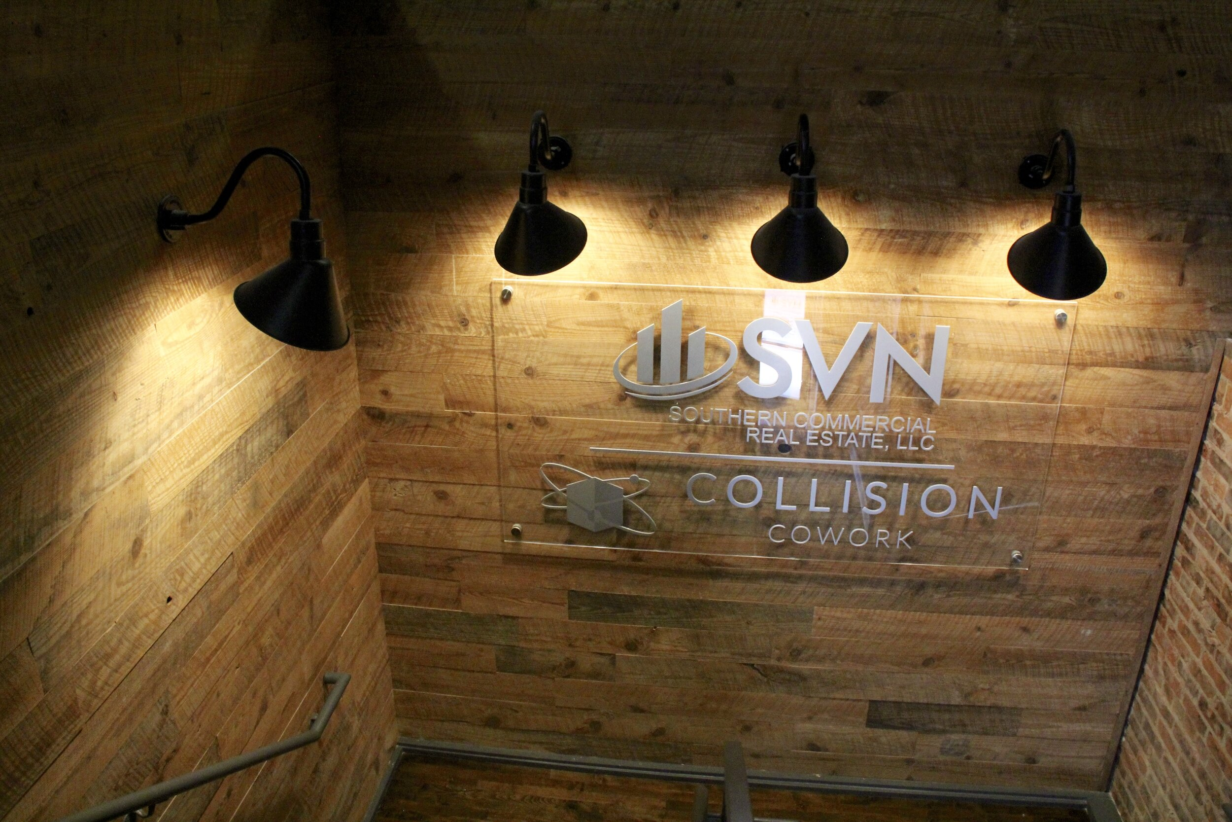 SPERRY VAN NESS - Adaptive Reuse project for the main offices of SVN [Southern Commercial Real Estate, LLC]