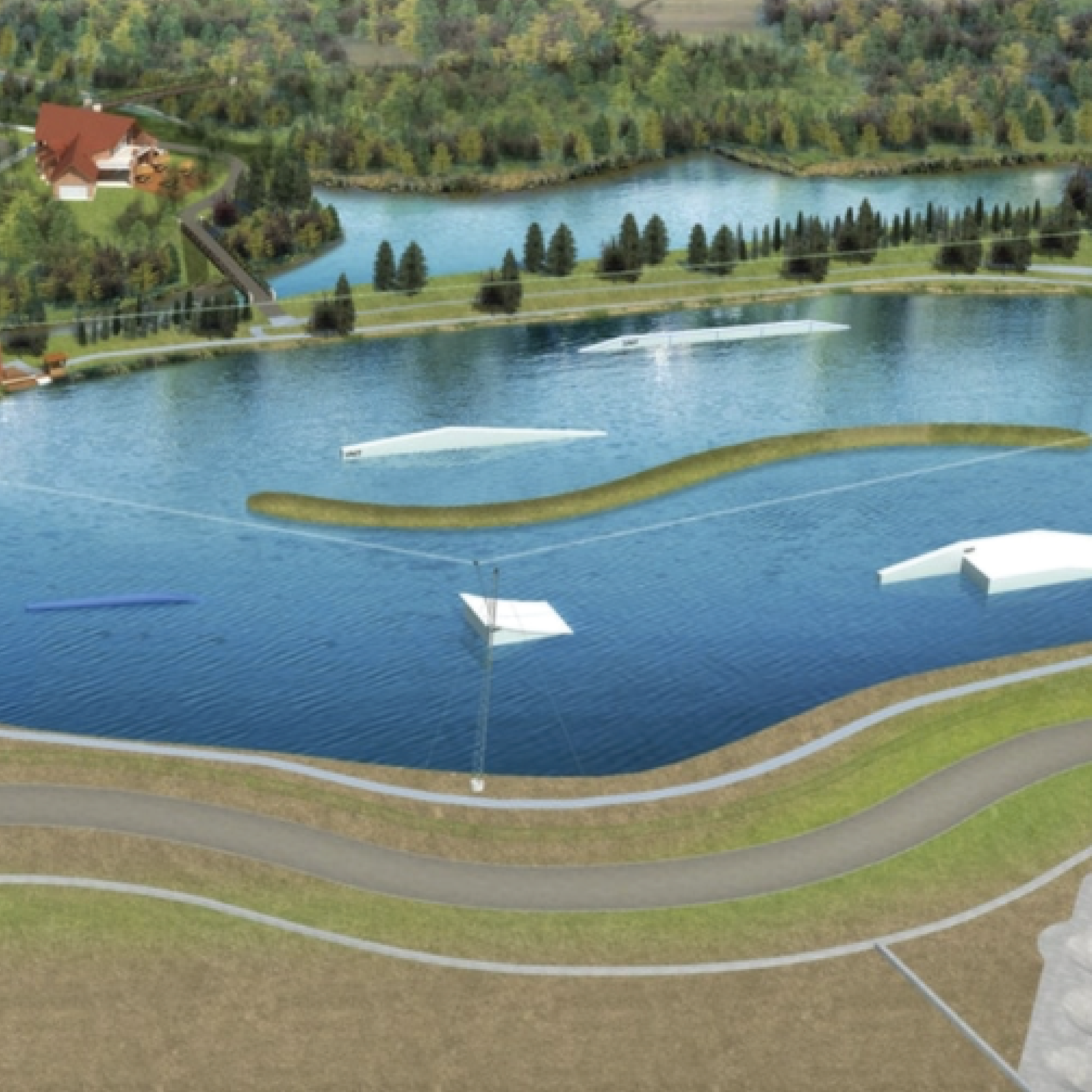 SOUTHTOWN WAKE PARK - Southtown branches out to bring the only wake park in the Southeast region