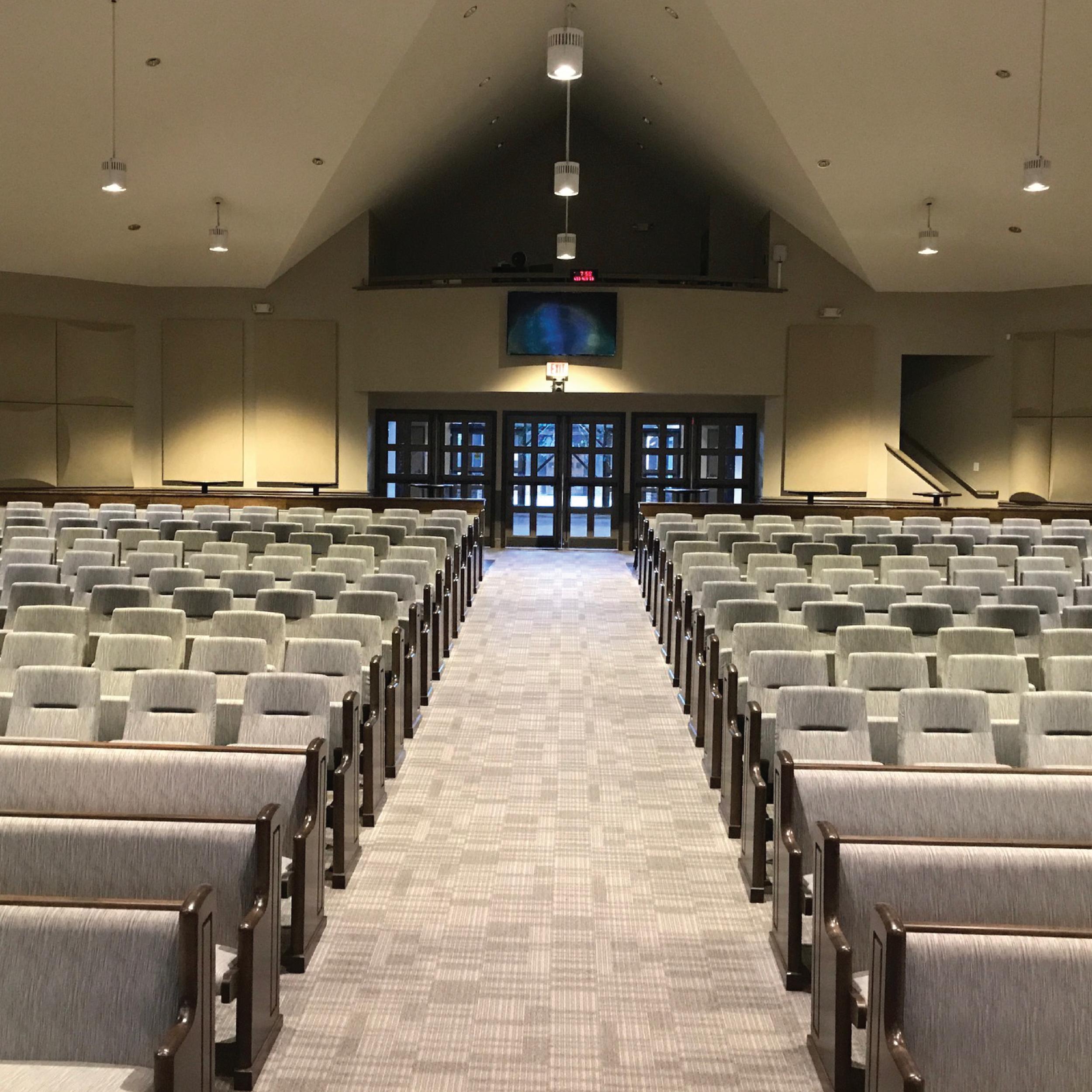 CHURCH AT CHARLOTTE -