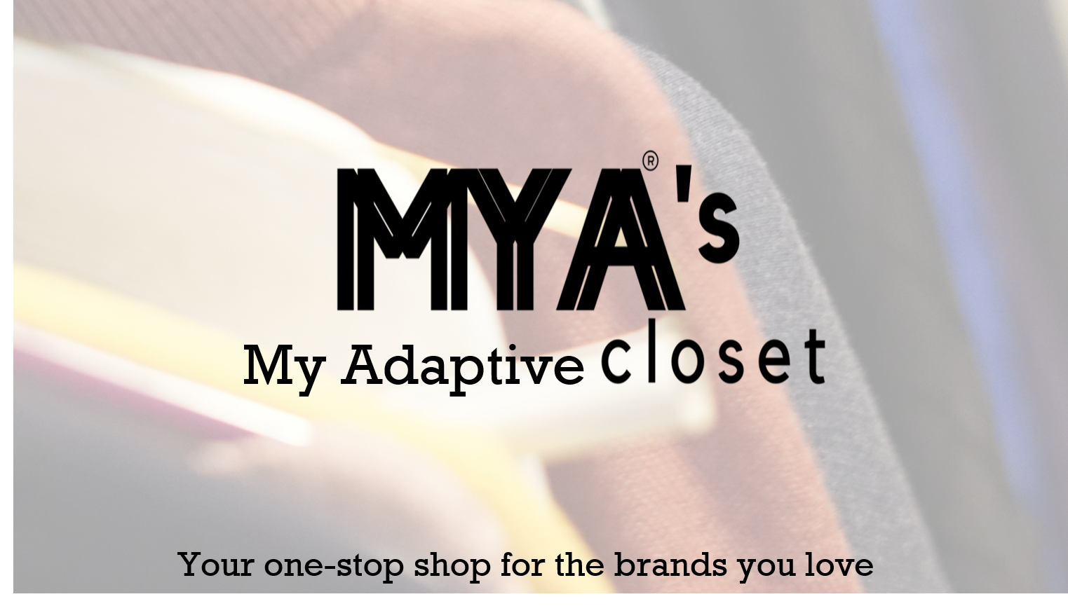 Personalized Shopping Experience Coming Soon! - Do you have a disability or does a loved one or a client?Where do you go to shop? Can you find what you want?