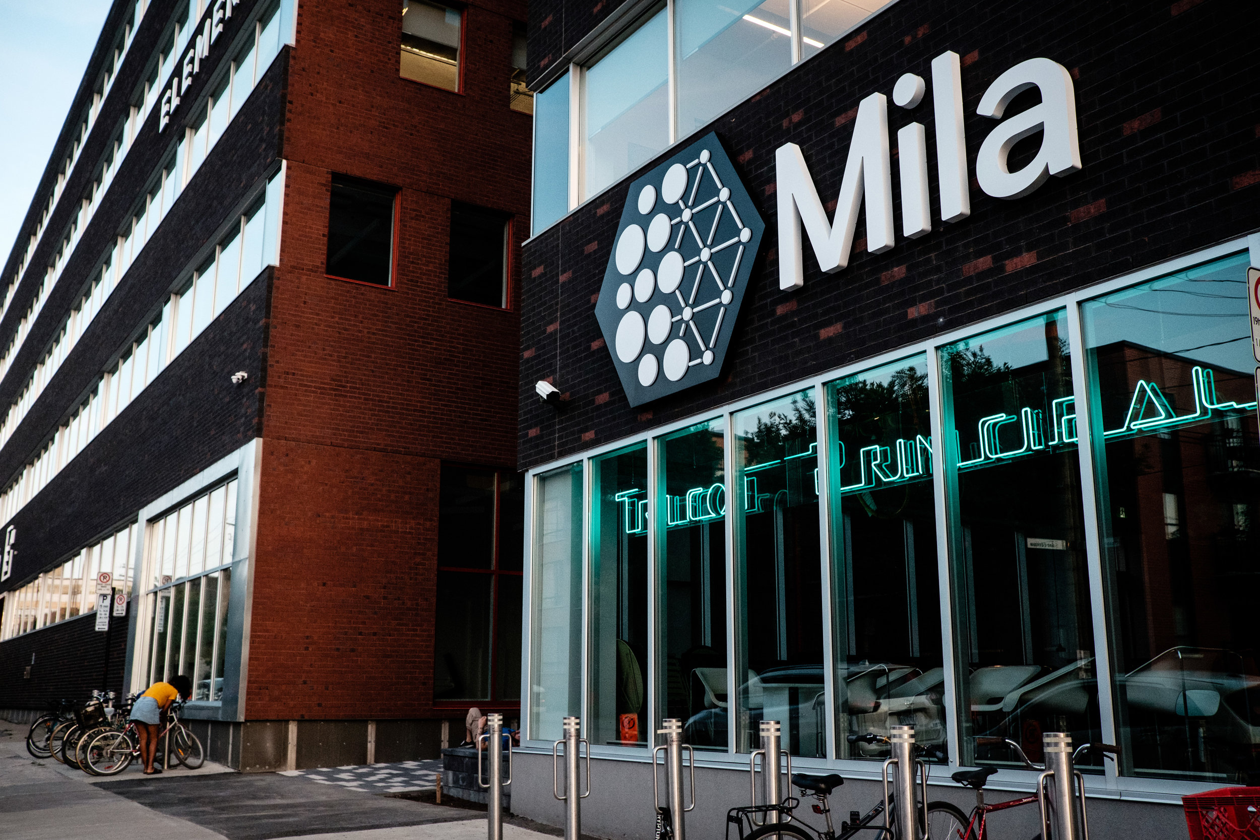 At the heart of AI - Paladin AI is proud to partner with Mila, globally recognized as one of the top AI institutes in the world.