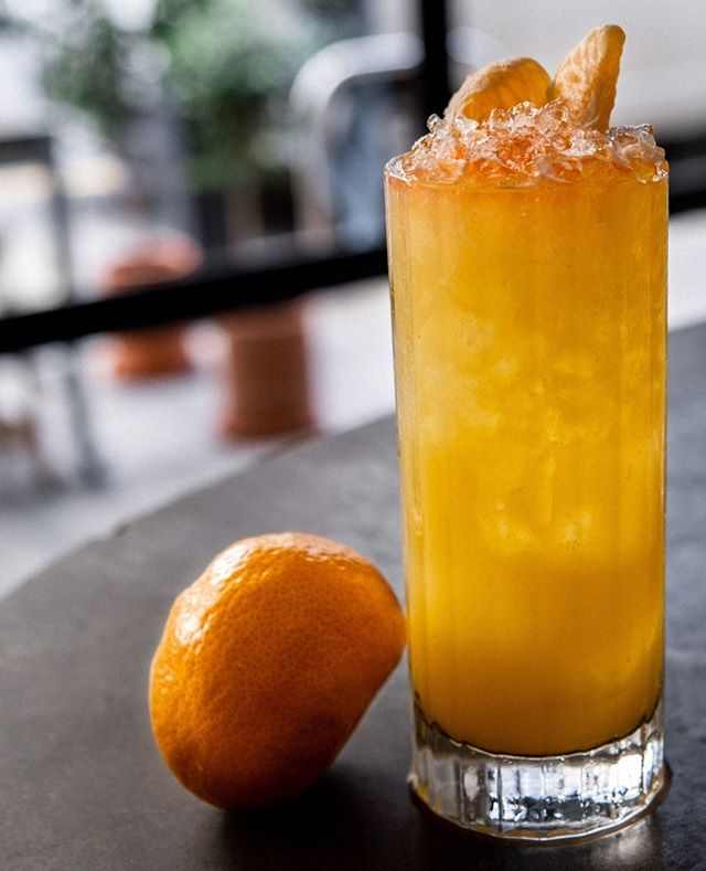 All the Vitamin C that you need. Salute!   #aperitivo #oggibar #knockoff