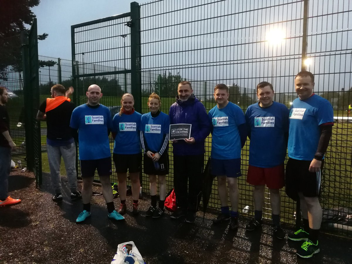 Team SFAD at the Recovery Cup and Police Scotland.jpg