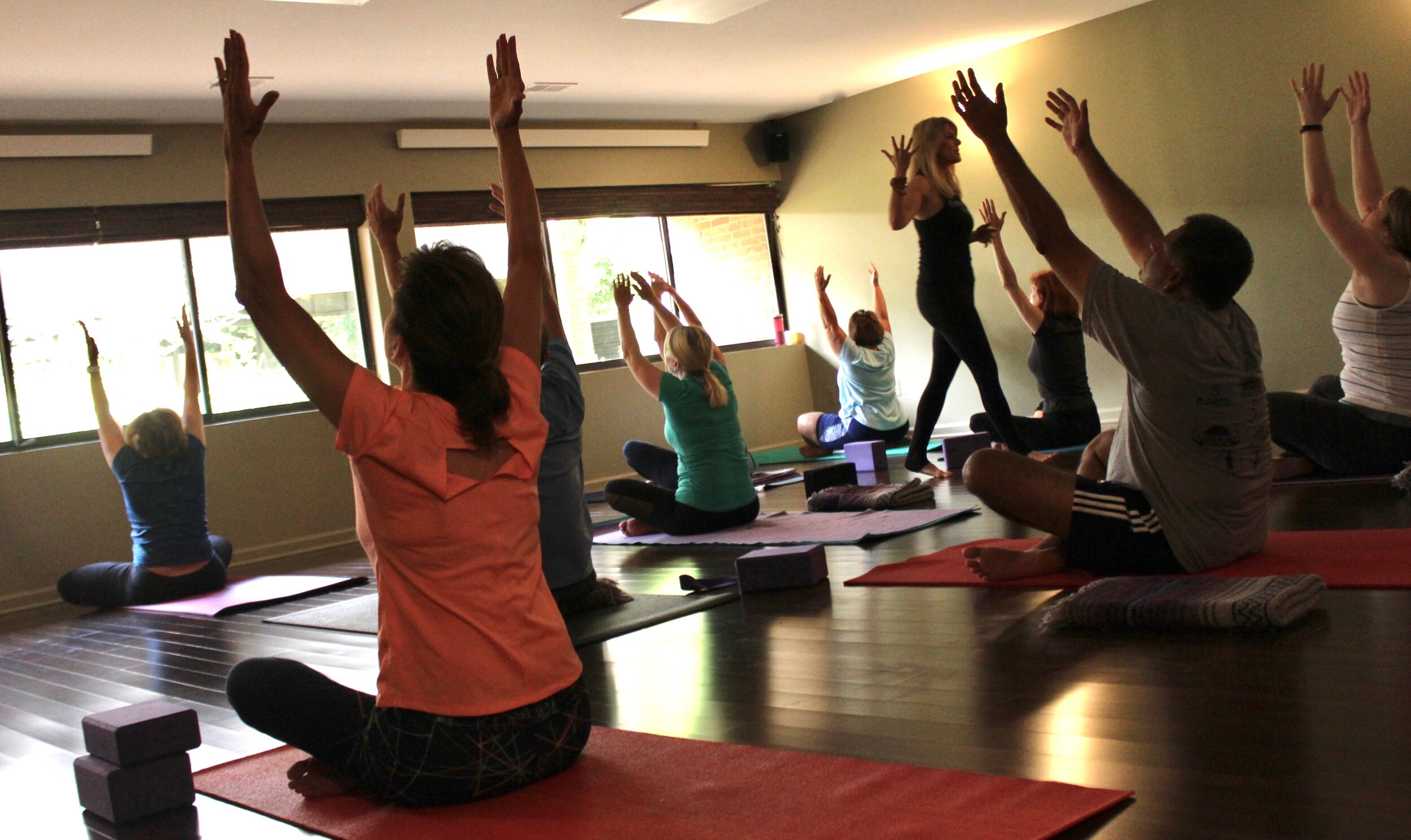 Cool Flow - Cool Flow is an ideal way to create a strong yoga foundation. This room temperature class is fully guided, non-heated and will teach you all the yoga basics. Its perfect for students who don't like a heated room, but enjoy a flowing practice. Cool Flow includes Sun Salutations, balancing, stretching and strengthening. This classes is accessible to most, and will leave you feeling strong, calm and focused.