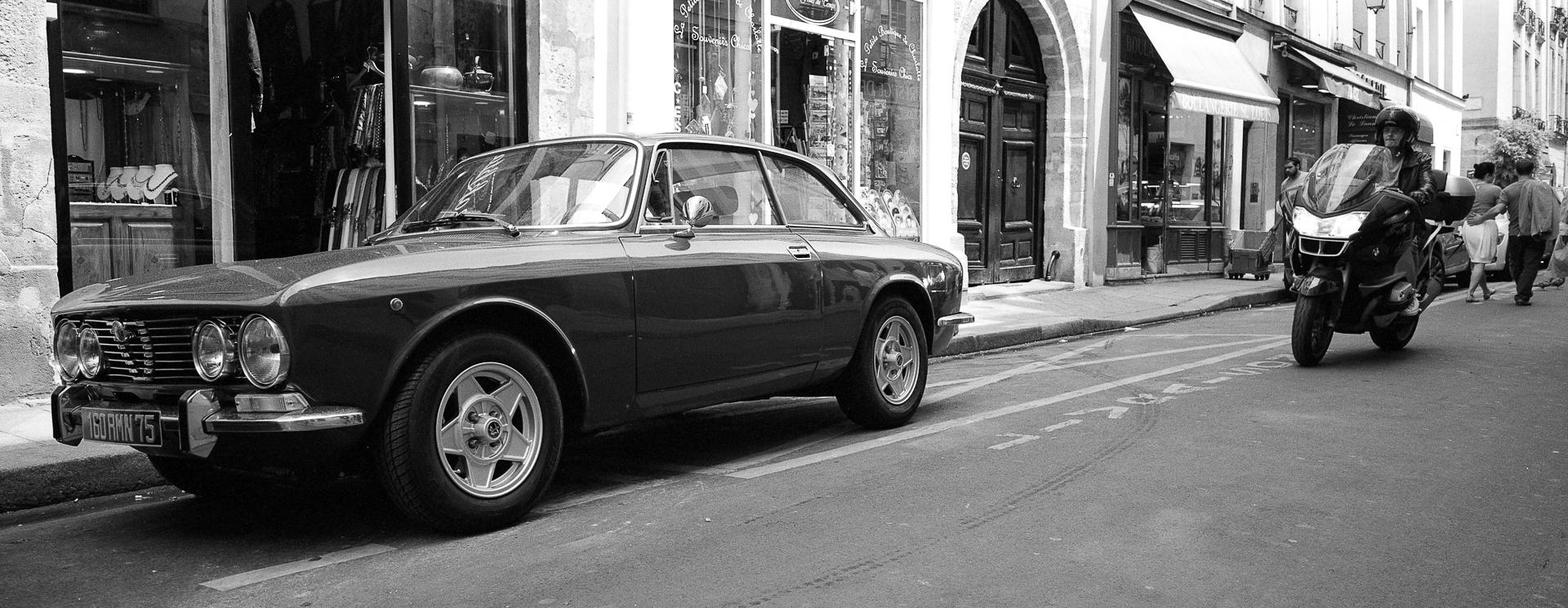 AlfaRomeo Giulia Coupe