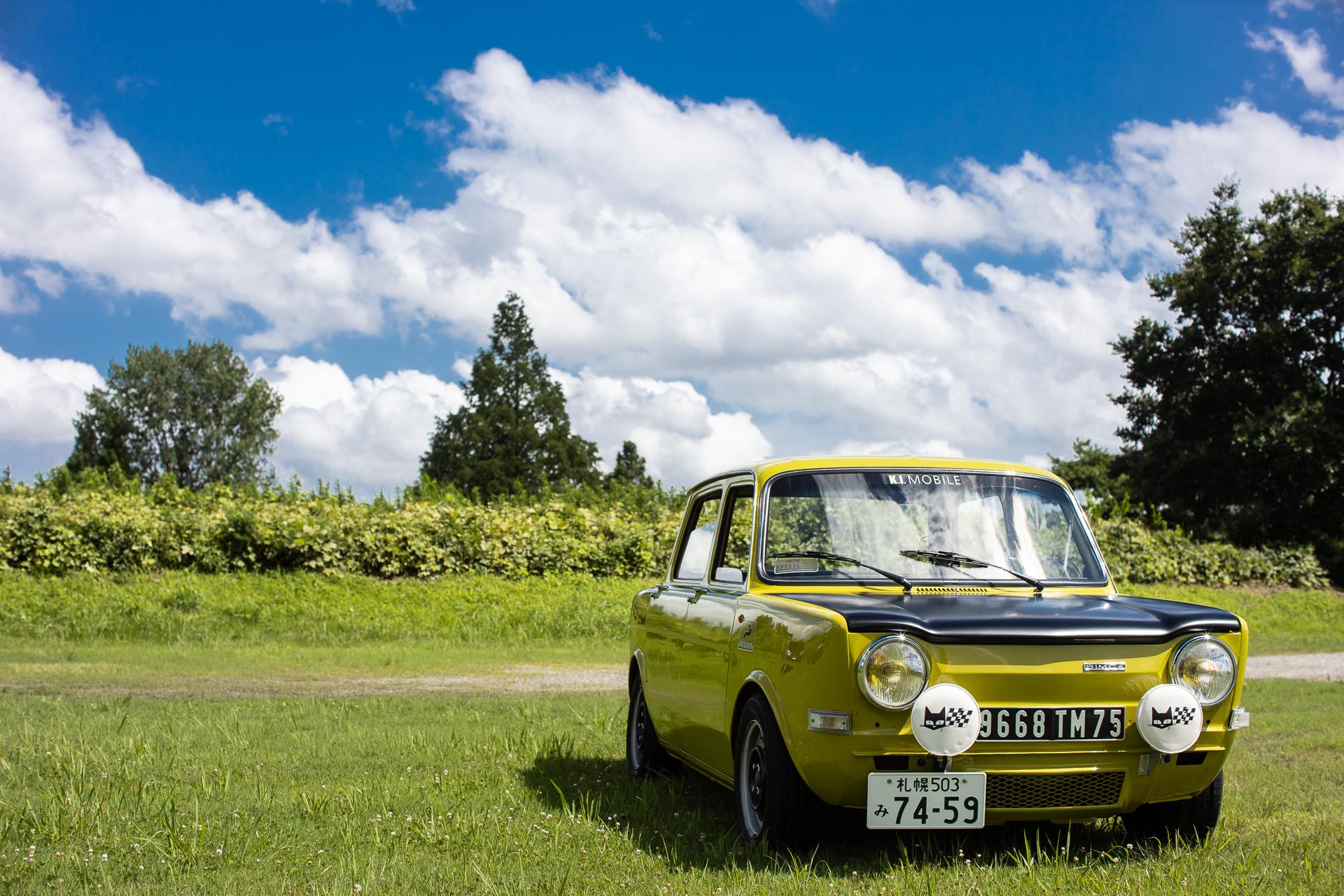 Simca Rallye2