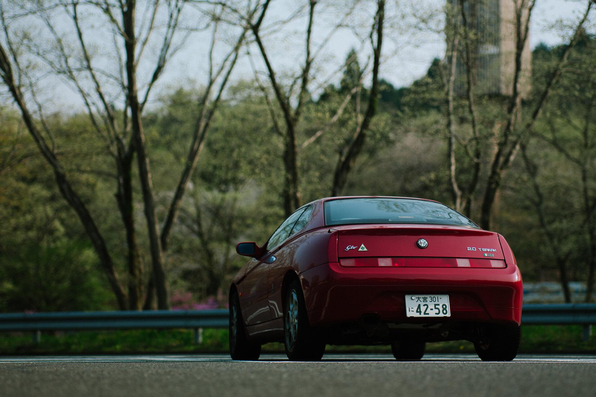 AlfaRomeo GTV 2.0 T.SPARK