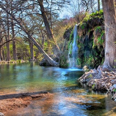 Krause Springs -