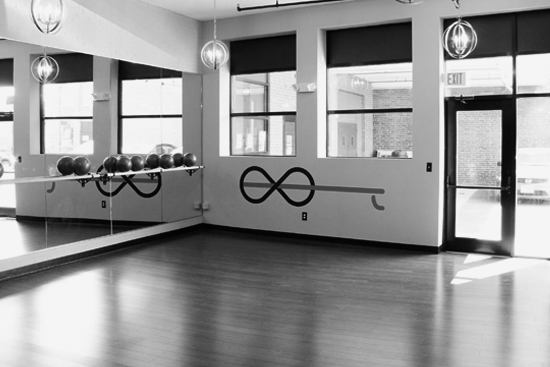 10 spots available in each LIFER barre class.